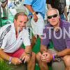 Photo by Tony Powell. Marc Witowski, Derek Hendon. Kastles VIP Reception. Kastles Stadium. July 7, 2010
